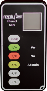 Reply Interact Mini Keypad