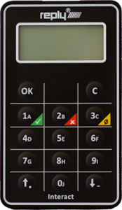 Reply Interact Keypad