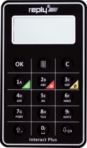 Reply Interact Plus Keypad
